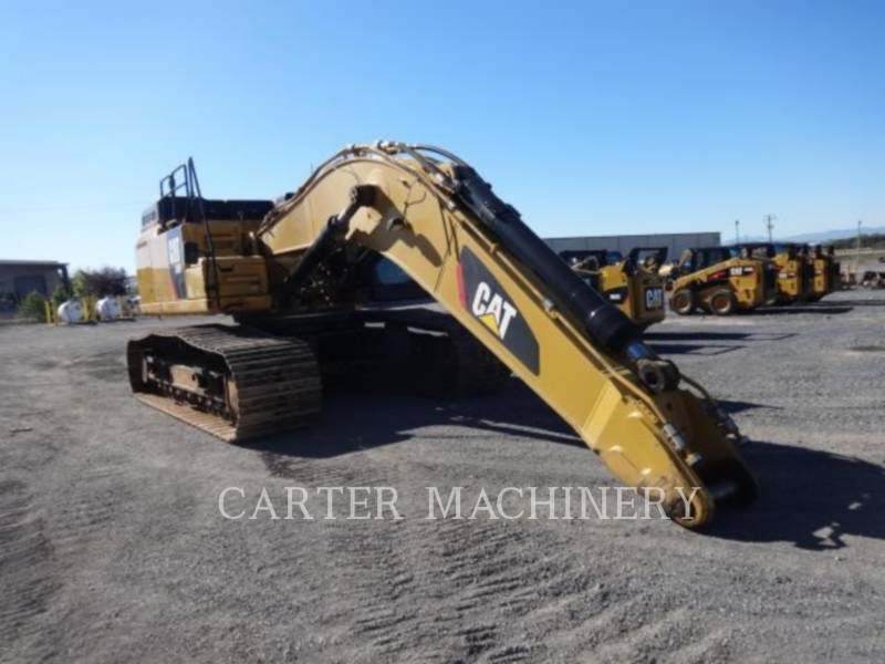 CATERPILLAR TRACK EXCAVATORS 349F 11 equipment  photo 1