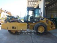 Equipment photo CATERPILLAR CS76 COMPATTATORE A SINGOLO TAMBURO VIBRANTE LISCIO 1
