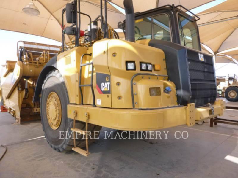 CATERPILLAR WHEEL TRACTOR SCRAPERS 623K    ST equipment  photo 1