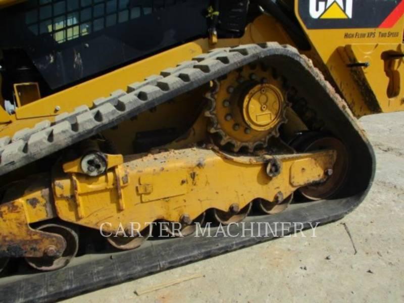 CATERPILLAR DELTALADER 289D equipment  photo 5