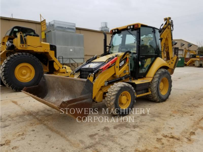 CATERPILLAR TERNE 420FIT equipment  photo 1
