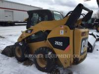 CATERPILLAR SKID STEER LOADERS 262C equipment  photo 2