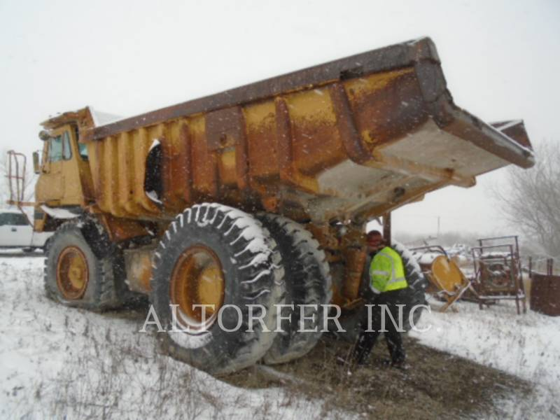 CATERPILLAR ARTICULATED TRUCKS 773B equipment  photo 4