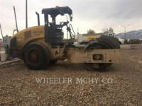 CATERPILLAR VIBRATORY SINGLE DRUM ASPHALT CS54B C110 equipment  photo 4