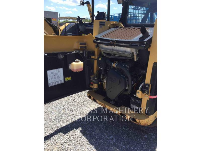 CATERPILLAR MINICARGADORAS 226B equipment  photo 7
