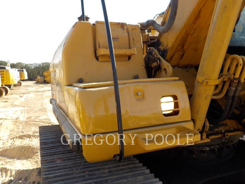 CATERPILLAR TRACK EXCAVATORS 320C L equipment  photo 6
