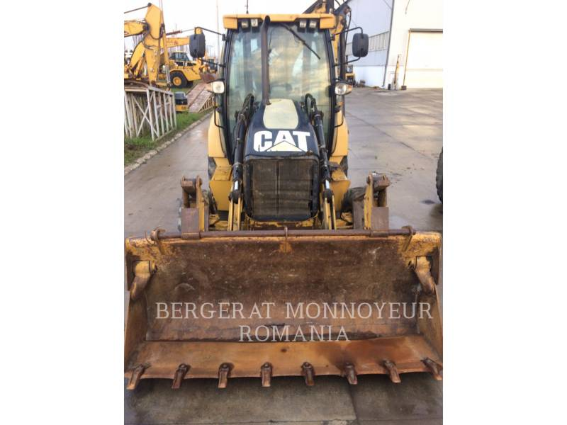 CATERPILLAR BAGGERLADER 428 E equipment  photo 3