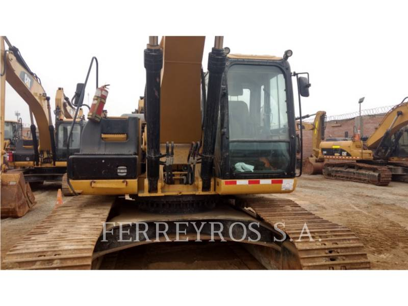 CATERPILLAR EXCAVADORAS DE CADENAS 329D2L equipment  photo 5