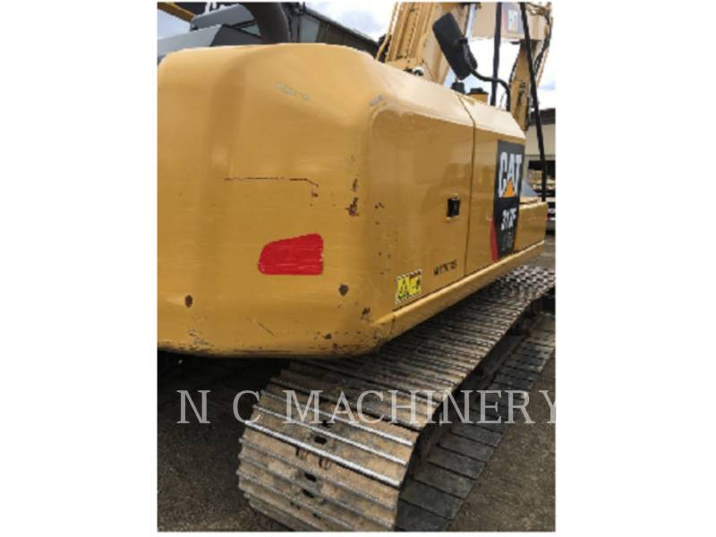 CATERPILLAR KETTEN-HYDRAULIKBAGGER 313FLGC equipment  photo 4