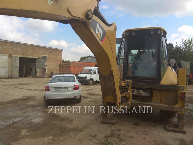 CATERPILLAR TERNE 428E equipment  photo 22