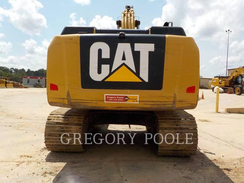 CATERPILLAR TRACK EXCAVATORS 336ELH equipment  photo 13