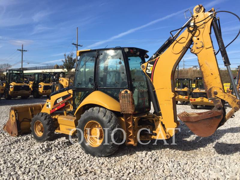 CATERPILLAR BAGGERLADER 420E ST equipment  photo 3
