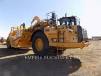 Equipment photo CATERPILLAR 631K WHEEL TRACTOR SCRAPERS 1