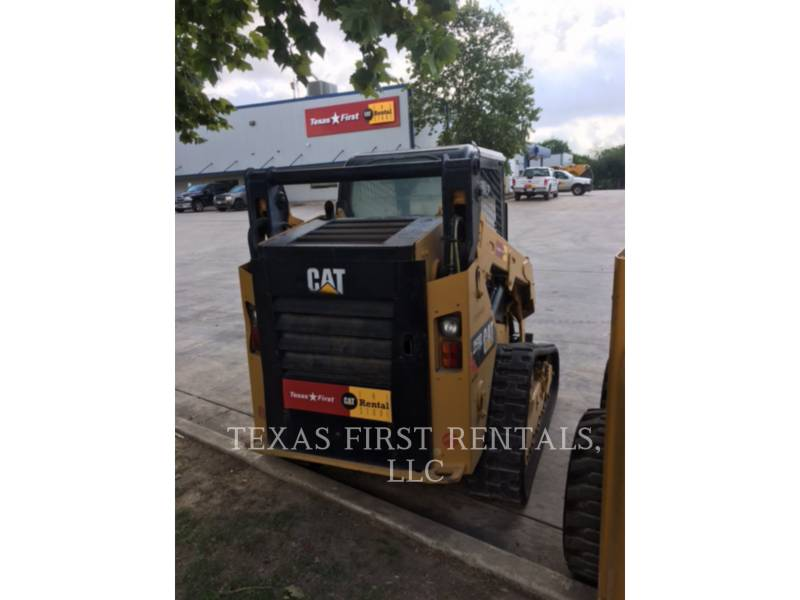CATERPILLAR CHARGEURS TOUT TERRAIN 259 D equipment  photo 5