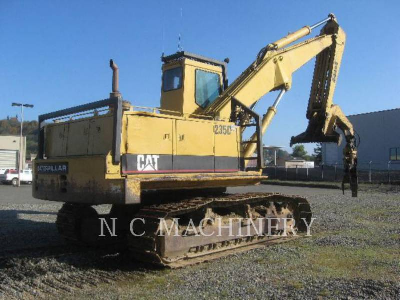 CATERPILLAR FORSTMASCHINE 235C equipment  photo 3