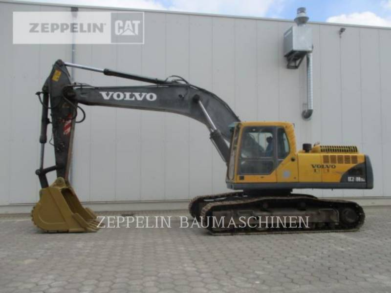 VOLVO CONSTRUCTION EQUIPMENT TRACK EXCAVATORS EC290BNLC equipment  photo 5