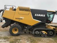 LEXION COMBINE COMBINES 750TT equipment  photo 5