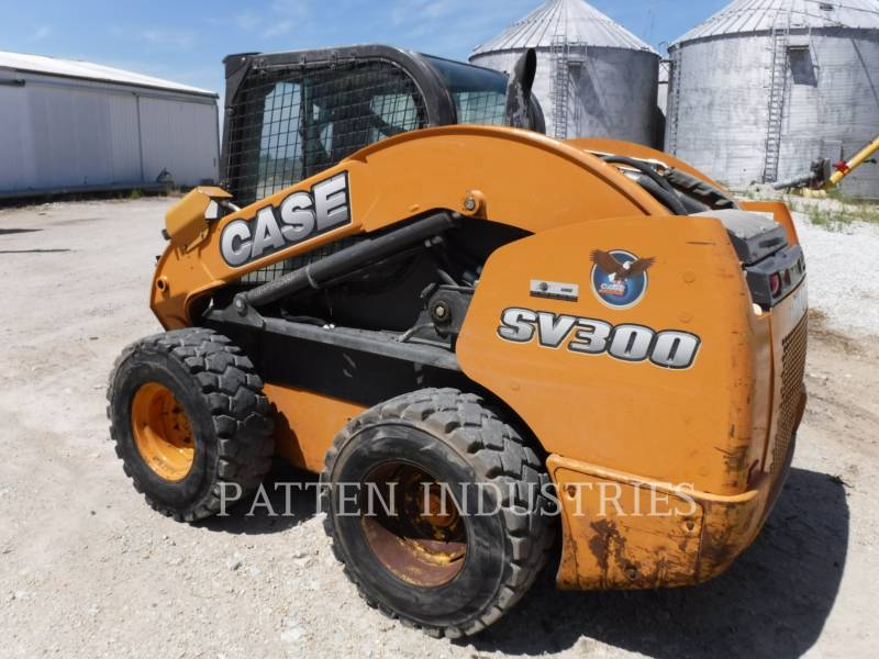 CASE CHARGEURS COMPACTS RIGIDES SV300 equipment  photo 2