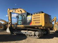 Caterpillar EXCAVATOARE PE ŞENILE 329EL TC equipment  photo 3