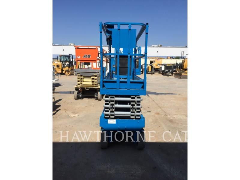 GENIE INDUSTRIES LIFT - SCISSOR 2632GS equipment  photo 3