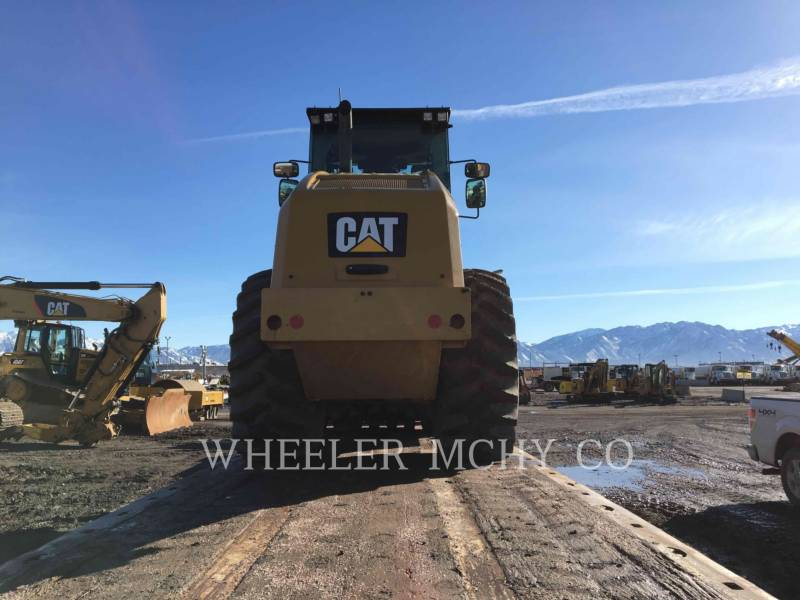 CATERPILLAR VIBRATORY SINGLE DRUM PAD CP74B equipment  photo 4