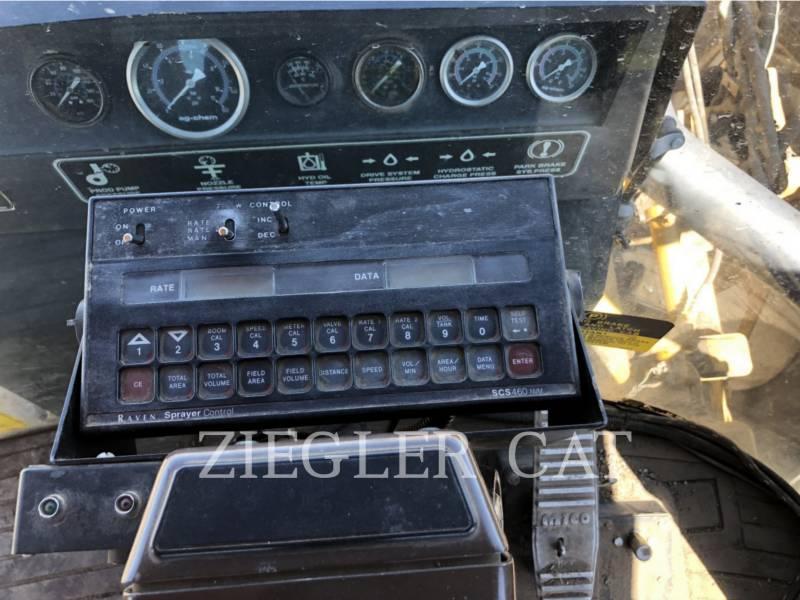 AG-CHEM PULVERIZADOR 854 equipment  photo 15