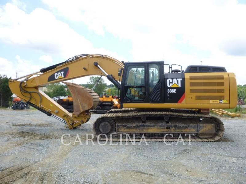 CATERPILLAR TRACK EXCAVATORS 336E equipment  photo 1