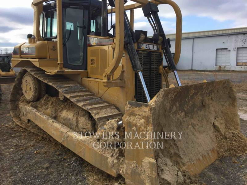 CATERPILLAR CIĄGNIKI GĄSIENICOWE D6R XL equipment  photo 3