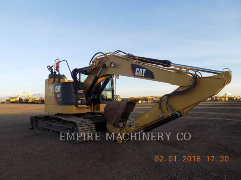 CATERPILLAR KOPARKI GĄSIENICOWE 314E LCR P equipment  photo 1