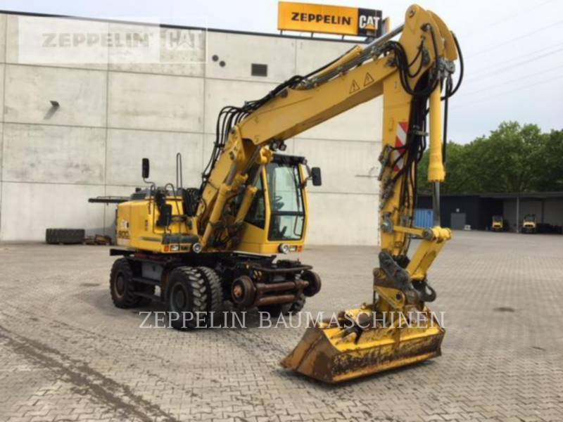 LIEBHERR WHEEL EXCAVATORS A900C ZW L equipment  photo 1