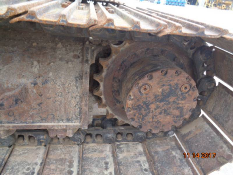 CATERPILLAR PELLES SUR CHAINES 314ELCR equipment  photo 14