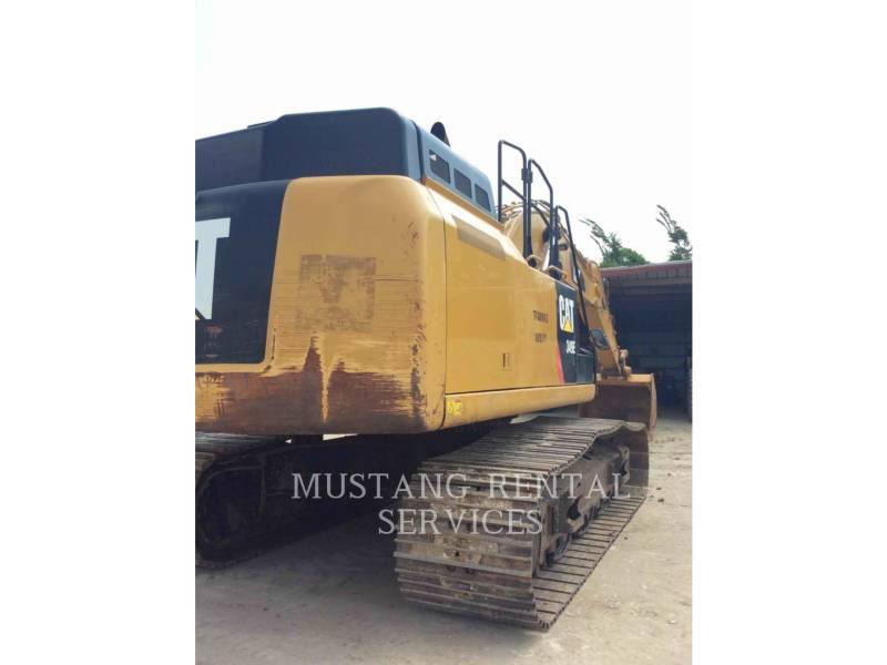 CATERPILLAR TRACK EXCAVATORS 349 equipment  photo 9