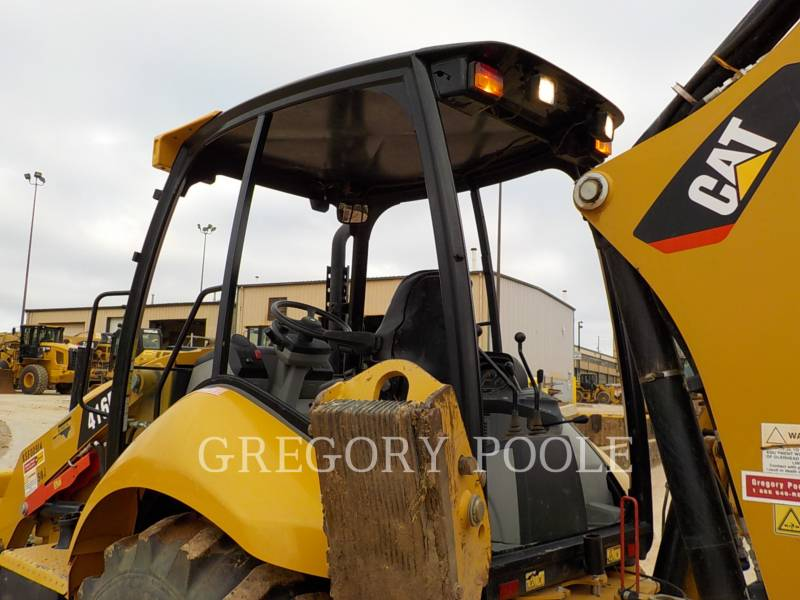 CATERPILLAR RETROESCAVADEIRAS 416F equipment  photo 8