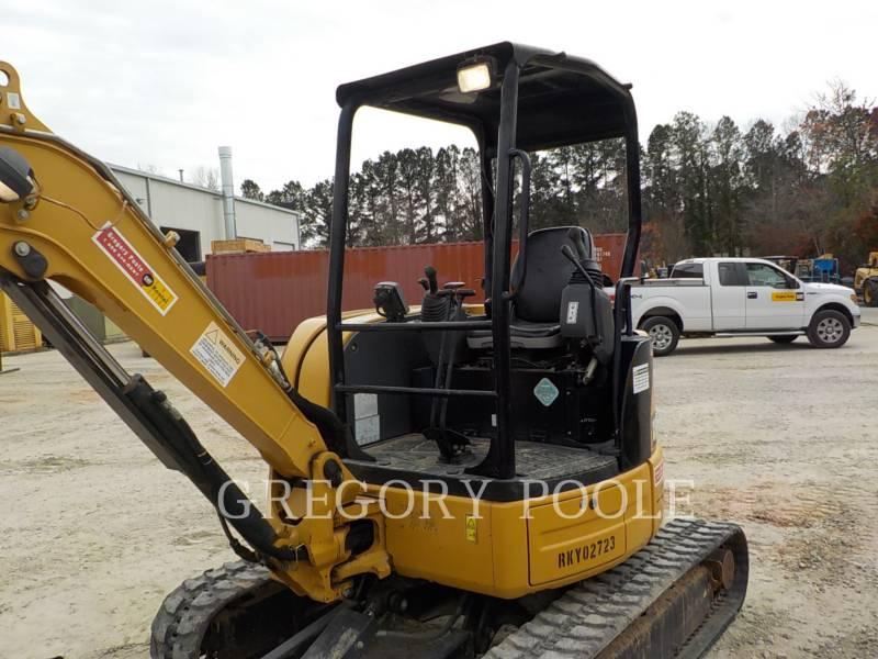 CATERPILLAR トラック油圧ショベル 303.5E equipment  photo 2