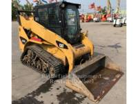 Caterpillar ÎNCĂRCĂTOARE PENTRU TEREN ACCIDENTAT 257B2 equipment  photo 5
