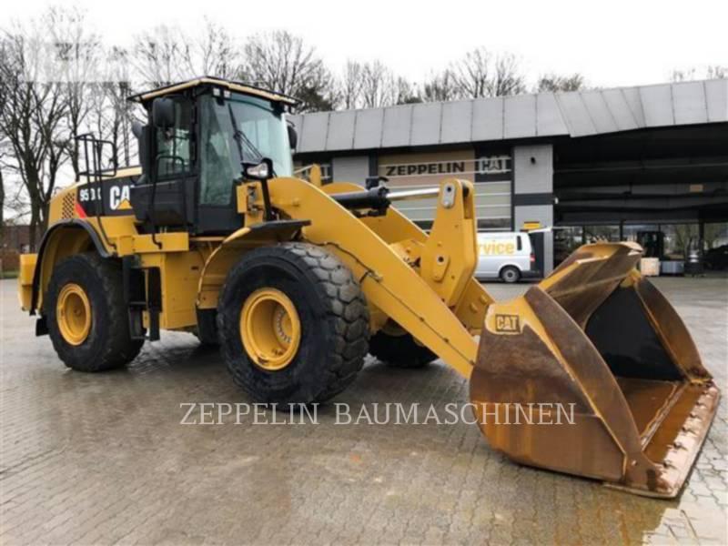 CATERPILLAR RADLADER/INDUSTRIE-RADLADER 950K equipment  photo 2