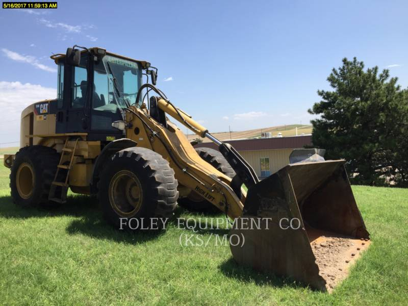 CATERPILLAR WHEEL LOADERS/INTEGRATED TOOLCARRIERS 924HHL equipment  photo 2