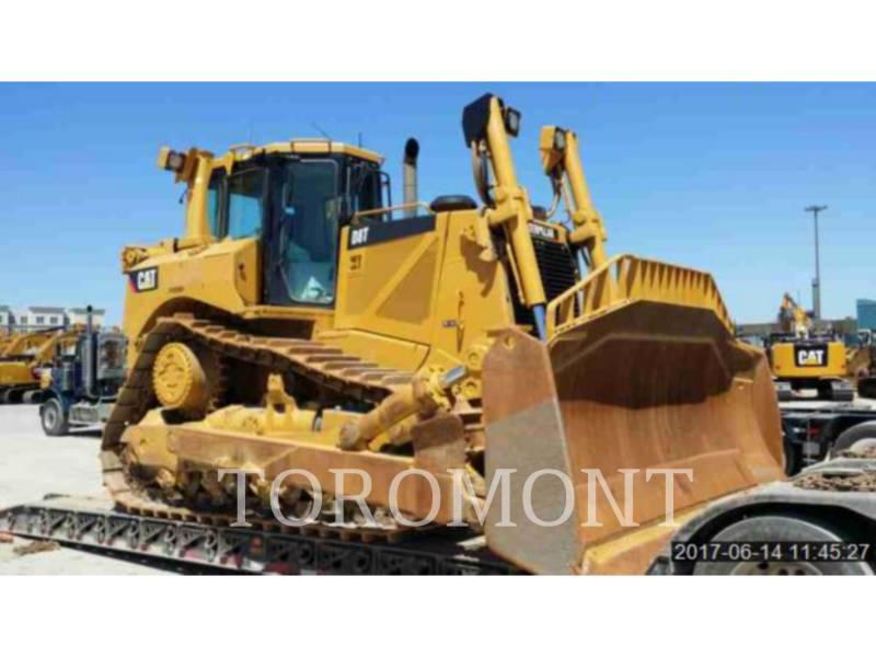 CATERPILLAR TRACK TYPE TRACTORS D8T equipment  photo 1