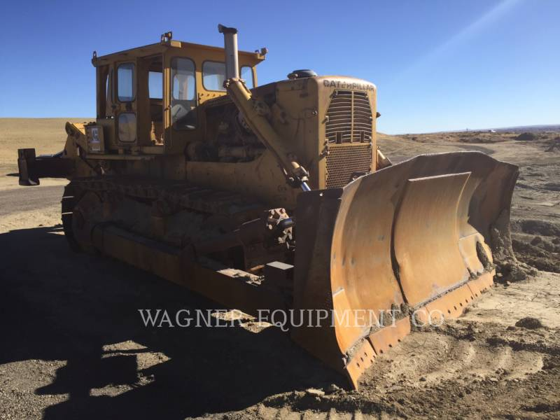 CATERPILLAR TRACTORES DE CADENAS D9G equipment  photo 3