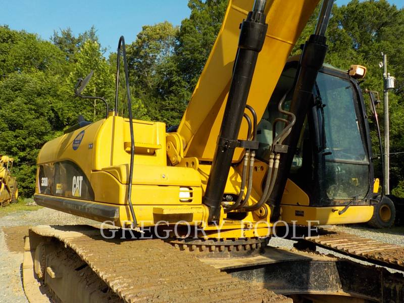 CATERPILLAR KETTEN-HYDRAULIKBAGGER 330DL equipment  photo 5