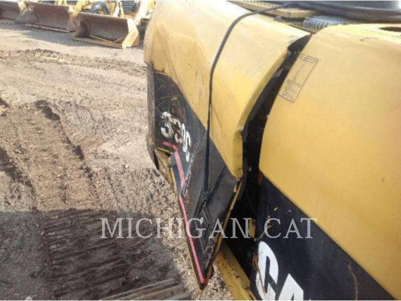 CATERPILLAR TRACK EXCAVATORS 330CL MH equipment  photo 19
