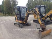 CATERPILLAR KOPARKI GĄSIENICOWE 301.8 equipment  photo 1
