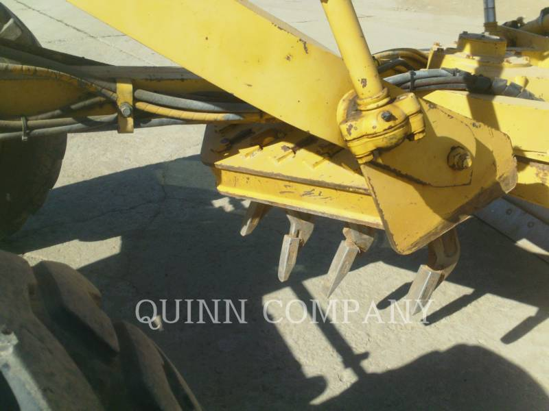 CATERPILLAR MOTORGRADER 120HNA equipment  photo 11