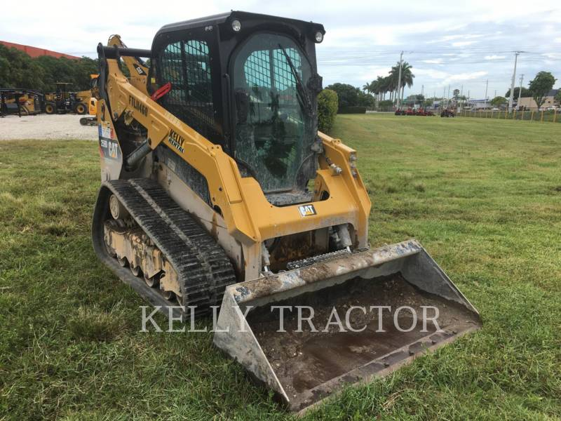 CATERPILLAR PALE CINGOLATE MULTI TERRAIN 259 D equipment  photo 1