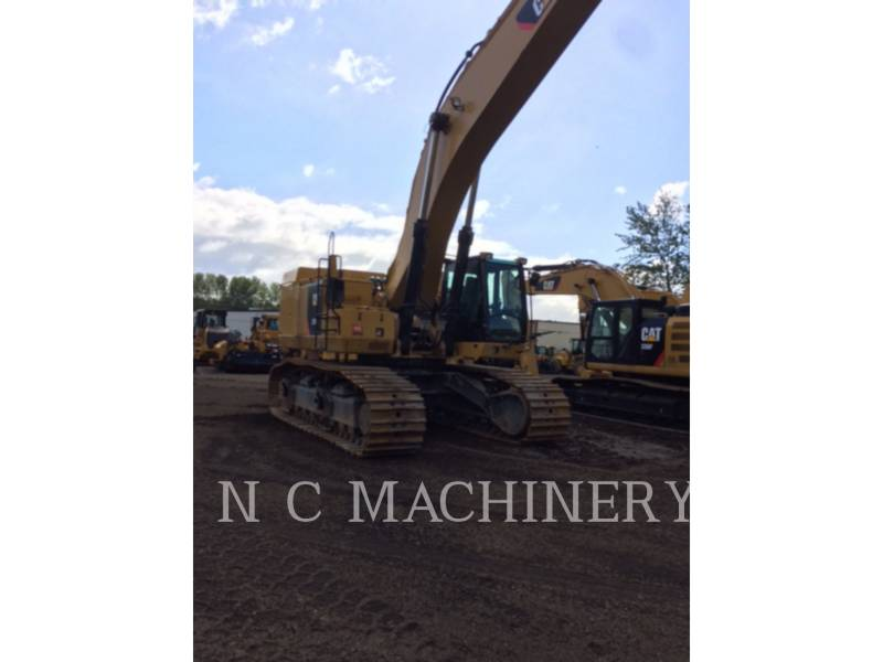 CATERPILLAR EXCAVADORAS DE CADENAS 374D L equipment  photo 3