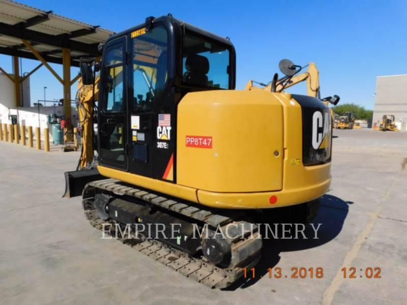 CATERPILLAR EXCAVADORAS DE CADENAS 307E2 equipment  photo 3