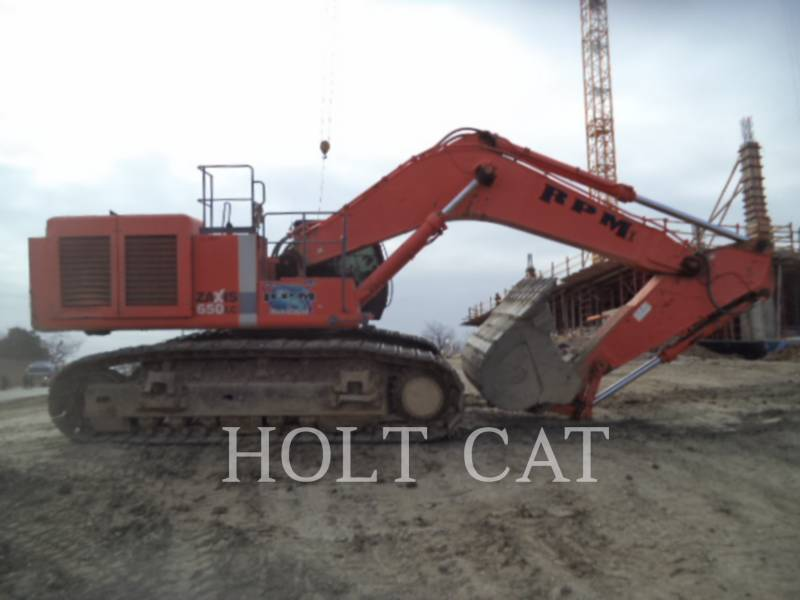 HITACHI ESCAVATORI CINGOLATI ZX650-3 equipment  photo 2