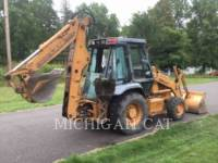 CASE BACKHOE LOADERS 580SL equipment  photo 3
