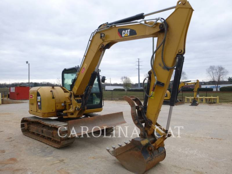 CATERPILLAR TRACK EXCAVATORS 308E2CR TH equipment  photo 2