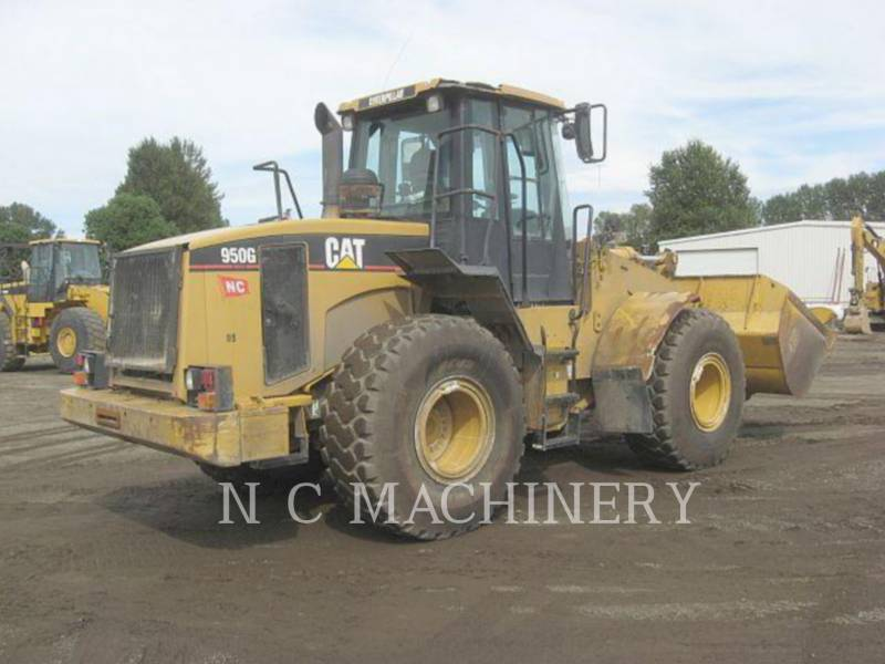 Caterpillar ÎNCĂRCĂTOARE PE ROŢI/PORTSCULE INTEGRATE 950G II equipment  photo 3